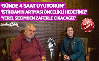 Gülender Açanal: Yerel seçimden zaferle çıkacağız!