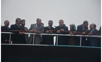 Gülpınar ve Beyazgül, Malkoç'un seçim bürosunu açtı