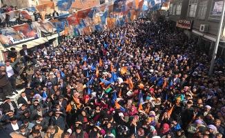 Kasım Gülpınar Viranşehir'de