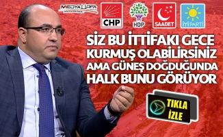 HDP--CHP Saadet İttifakında Şanlıurfa örneği!