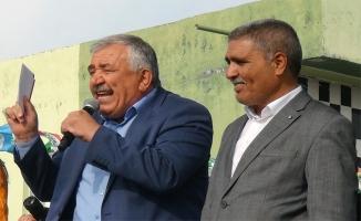 "HDP mitinginde ""terör propagandası"" gözaltısı"
