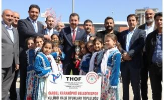 Karaköprülü Sporculardan Başarı Üstüne Başarı