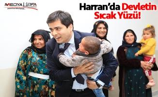 Faruk Çelik Harran'da vatandaşlarla buluştu!