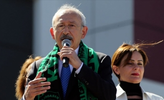 Kılıçdaroğlu Eyüpsultan'da vatandaşlara hitap etti