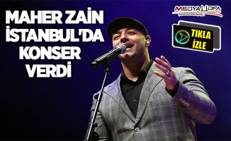 """Maher Zain:""""Türkiye bir müzik ülkesi"""""""