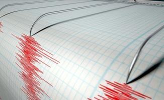 Malatya'da 4,5 büyüklüğünde deprem