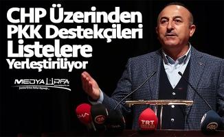 """""""PKK destekçileri listelere yerleştiriliyor"""""""
