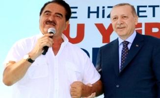 Tatlıses, AK Parti ve Göbeklitepe yılı için geliyor!