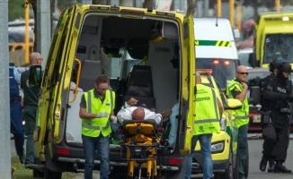 Yeni Zelanda'da iki camiye terör saldırısı: 40 kişi yaşamını yitirdi