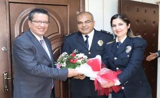 Albayrak Polis Bayramını kutladı