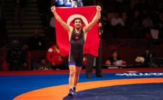 Atakan Yüksel, Avrupa şampiyonu