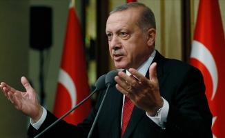 Erdoğan: Saldırı tüm insanlığa karşı yapılmıştır