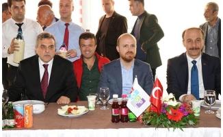 Erdoğan Urfa'da TGSP toplantısına katıldı