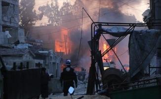 Esed rejiminin saldırıları 3 can daha aldı