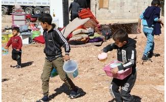 Eyyübiye'de kaçak 5 ev yıkıldı!