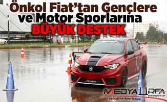 Fiat Motor Sporlarına Urfa'dan Yoğun İlgi