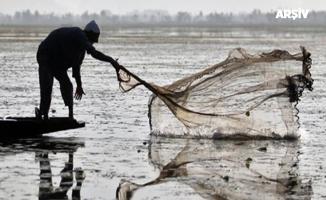 Hilvan ve Bozova'da balık ağı yakalandı