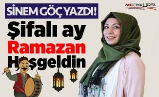 Sinem Göç'ten Ramazan'da beslenme önerileri