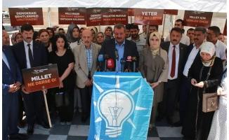 Şanlıurfa AK Parti'den 27 Mayıs açıklaması!