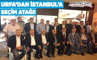 Beyazgül İstanbul'da AK Parti'ye destek istedi