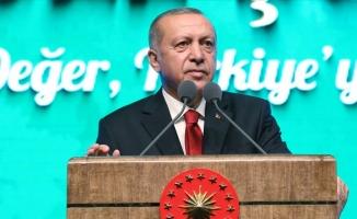 Erdoğan: AK Parti Şanlıurfa'da birinci parti konumundayız