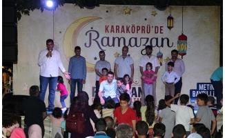 Karaköprü'de Yaşam Sokağı Etkinliklerle Rengarenk