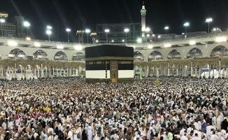Mescid-i Haram'ın 74 kapısı daha açıldı