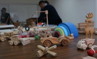 Okullar oyuncak sektörüne seri üretim için hazır