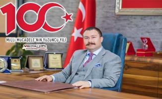 OSB Bölge Müdürü Aksu'nun 19 Mayıs mesajı