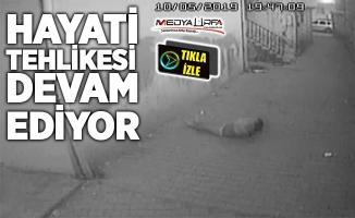 Siverek'te 17 yaşındaki kız çocuğu balkondan düştü