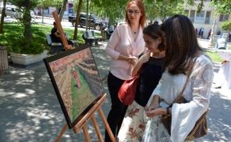 Siverek'te anlamlı fotoğraf sergisi