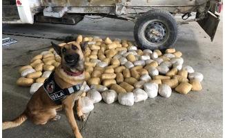 Van'da 155 kilo 810 gram eroin ele geçirildi
