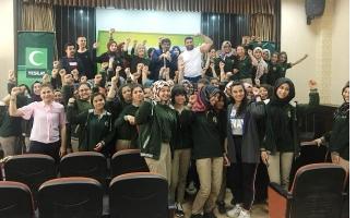 Yeşil Sahne Projesi Şanlıurfa'da