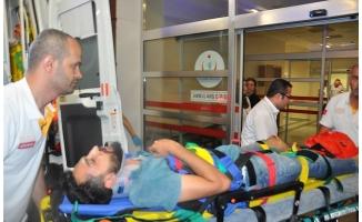 Adıyaman'da trafik kazası: 2 ölü 1 yaralı