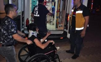 Adıyaman'da otomobil ile traktör çarpıştı: 7 yaralı