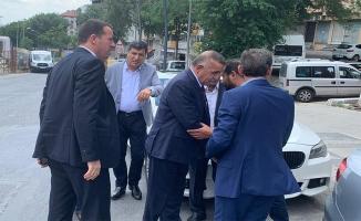Ahmet Akay İstanbul'da seçim çalışmalarını sürdürüyor
