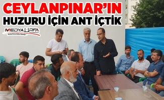 Başkan Aksak, Husumetli Aileleri Barıştırdı