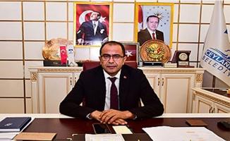 Başkan Aksak'tan yangın açıklaması!