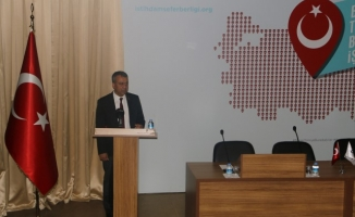 GAİB'in 4. Dijital Dönüşüm Eğitimi Urfa'da yapıldı