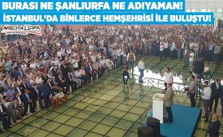 Gülpınar'dan AK Parti'ye İstanbul'da büyük destek