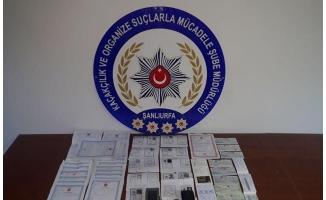 Hilvan'da tefecilik operasyonu: 4 zanlı tutuklandı