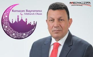 İbrahim Özyavuz Ramazan Bayramını kutladı!