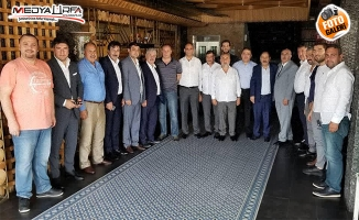İstanbul'da yaşayan Urfalılar Bayramlaştı