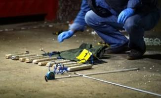 """Kilis'te """"canlı bomba"""" yeleği ve patlayıcı ele geçirildi"""