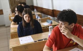 LGS'de 565 öğrenci tam puan aldı