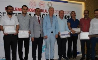 Mardin'de 133 okula beyaz bayrak