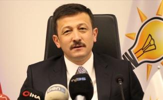 ''O şirketin AK Parti ile alakası yok''