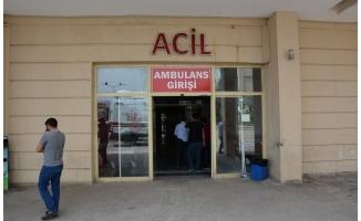 Siverek'te tarla sulama kavgası: 2 yaralı
