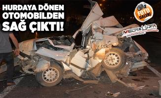 Siverek'te zincirleme kaza: 3 yaralı