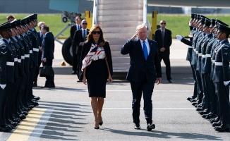 Trump'ın İngiltere ziyareti hakaretle başladı